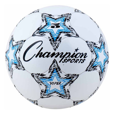 Champion Sports Viper 3 Soccer Ball