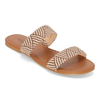 Arizona Womens Gyles Flat Sandals