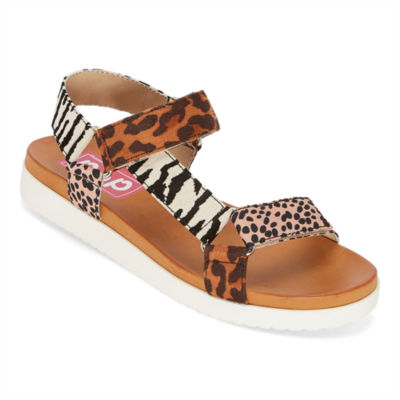 Pop Womens Santa Cruz Strap Sandals