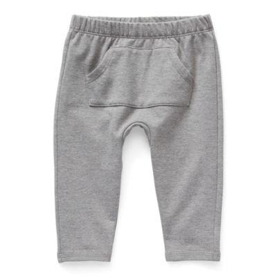 Okie Dokie Baby Boys Straight Pull-On Pants