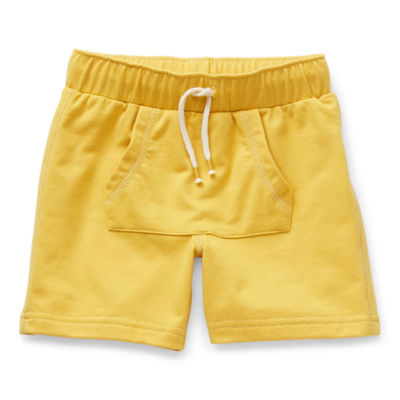 Okie Dokie Kanga Toddler Boys Mid Rise Pull-On Short