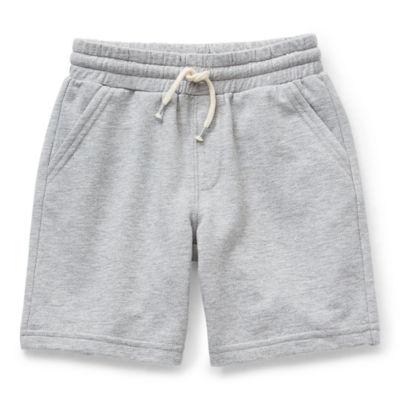 Okie Dokie Little Boys Pull-On Short