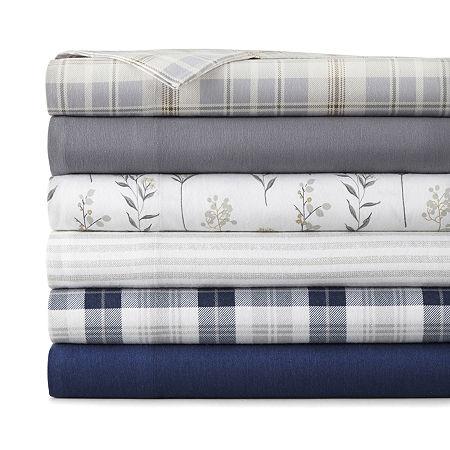 Linden Street Cotton Flannel Sheet Set