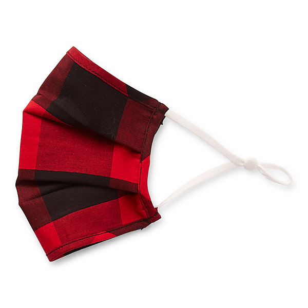 North Pole Trading Co. Buffalo Plaid Unisex Adult Face Mask