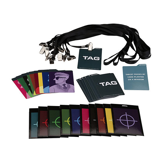 Play Monster Tag Board Game
