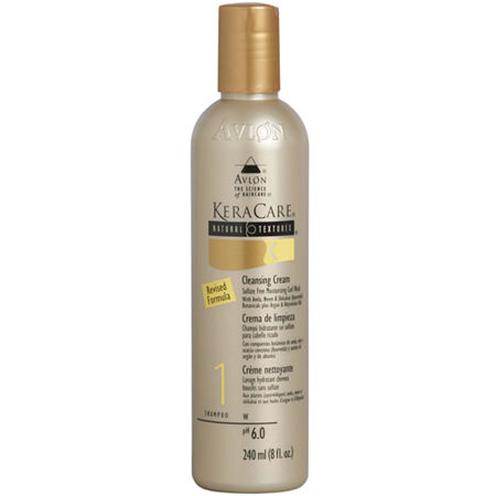 KeraCare Natural Textures Cleansing Cream Shampoo, One Size , No Color Family