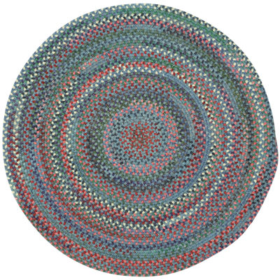 Capel American Traditions Braided Round Rug