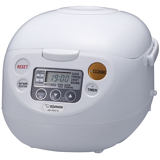 Zojirushi™ 5½-Cup Micom Rice Cooker and Warmer