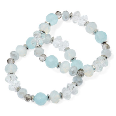 Mixit™ Multi 2-Row Bead Bracelet