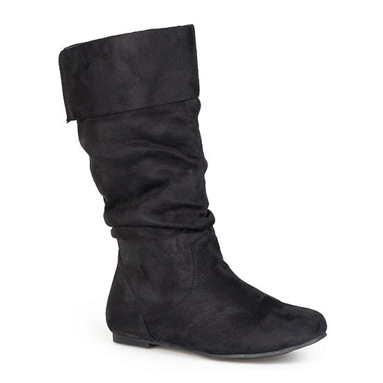 Journee Collection Womens Shelley Wide Calf Boots
