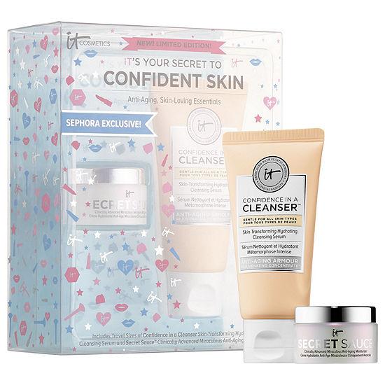 7a55fff555c7 IT Cosmetics IT's Your Secret to Confident Skin! Anti-Aging, Skin-Loving  Essentials