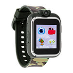Itouch Playzoom Boys Green Smart Watch-Ipz03480s06a-Dop