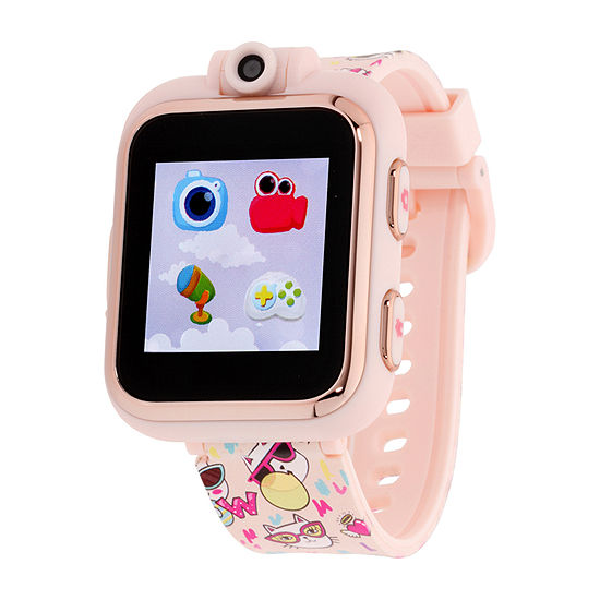 Itouch Playzoom Girls Pink Smart Watch-Ipz13068r59b-Bpr