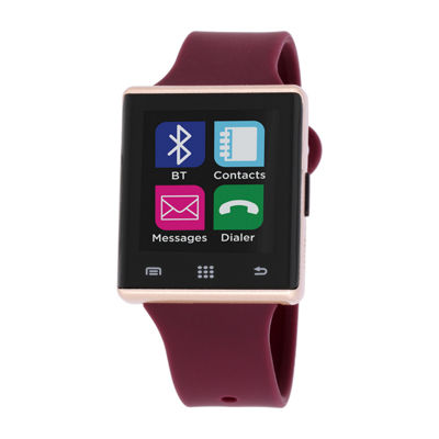 Itouch Unisex Red Smart Watch-Ita33601r714-Brg