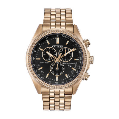 Citizen Mens Rose Goldtone Bracelet Watch-Bl5563-58e