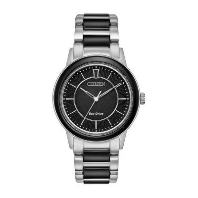 Citizen Womens Two Tone Bracelet Watch-Em0741-51e