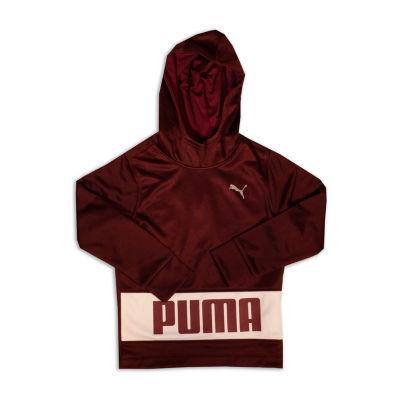Puma Kids Hoodie-Big Kid Boys
