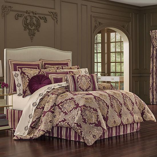 Queen Street Andrea 4 Pc Comforter Set