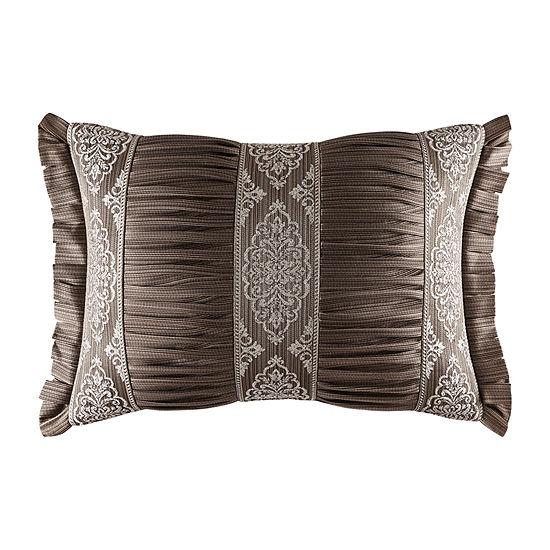 Five Queens Court Stanford Boudoir Pillow