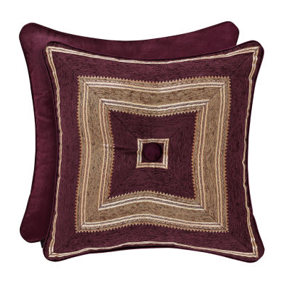 Queen Street Andrea 18x18 Square Pillow