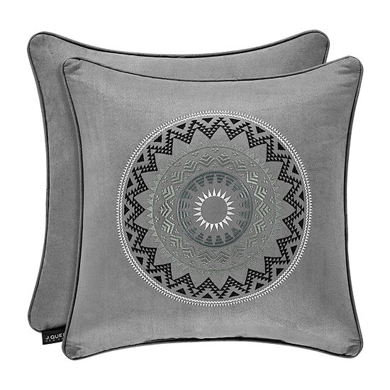 Queen Street Brody 18x18 Square Pillow