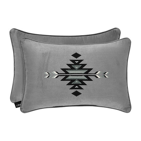 Queen Street Brody Boudoir Pillow