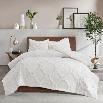Madison Park Nollie 3-pc. Hypoallergenic Comforter Set