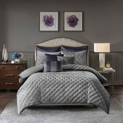 Madison Park Signature Sophisticate Heavyweight Comforter Set
