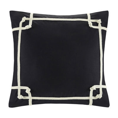 N Natori Shandong 20X20 Square Throw Pillow