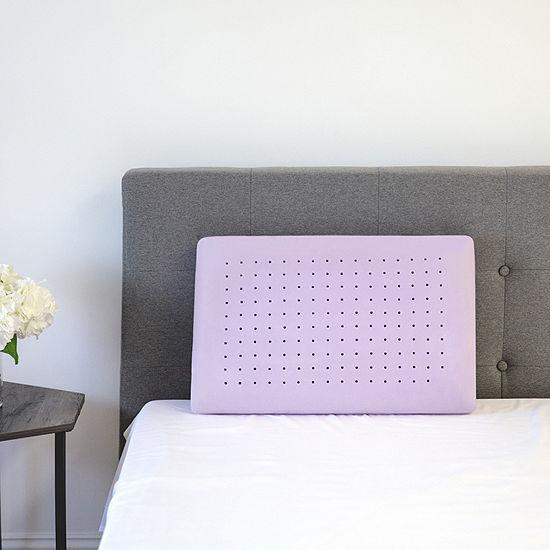 Sensorpedic Relax - Lavender Infused Memory Foam Medium Density Pillow
