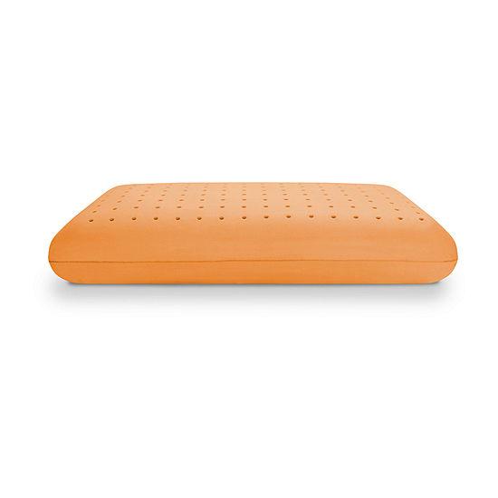 Sensorpedic Soothe - Frankincense Infused Memory Foam Medium Density Pillow