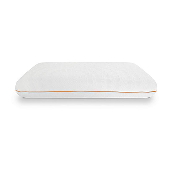 Sensorpedic Soothe - Frankincense Infused Memory Foam Medium Density Pillow