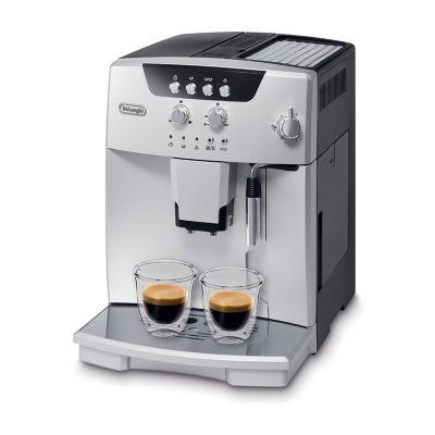 DeLonghi® Magnifica Fully Automatic Espresso and Cappuccino Machine with Manual Cappuccino System