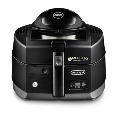 DeLonghi® MultiFry Air Fryer and Multicooker (3.3lb) with Surround Cooking System