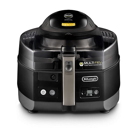 DeLonghi® MultiFry air fryer and Multicooker (3.7lb) with Surround Cooking System Double