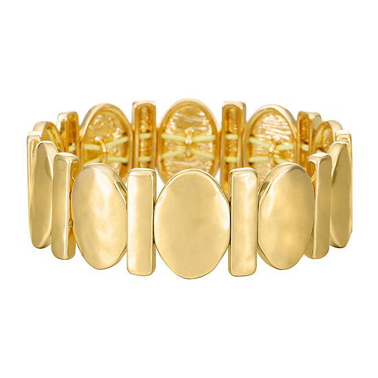 Liz Claiborne Oval Stretch Bracelet