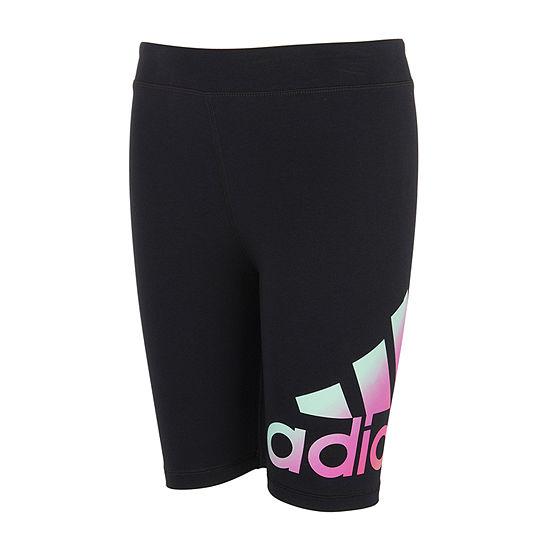 adidas Big Girls Bike Short