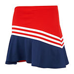adidas Big Girls Mid Rise Adjustable Waist Scooter Skirt