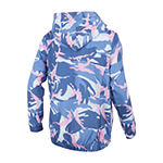 adidas Big Girls Lightweight Windbreaker
