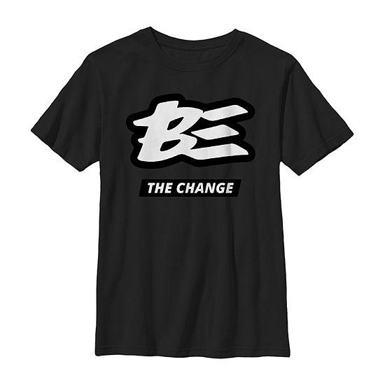 Unisex Crew Neck Short Sleeve Graphic T-Shirt