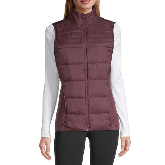 Xersion Womens Puffer Vest Plus