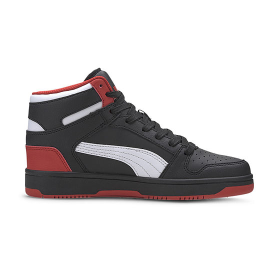 Puma Rebound Big Kids Boys Basketball Shoes