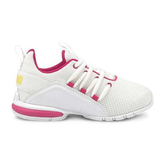 Puma Axelion Little Kids Girls Training Shoes