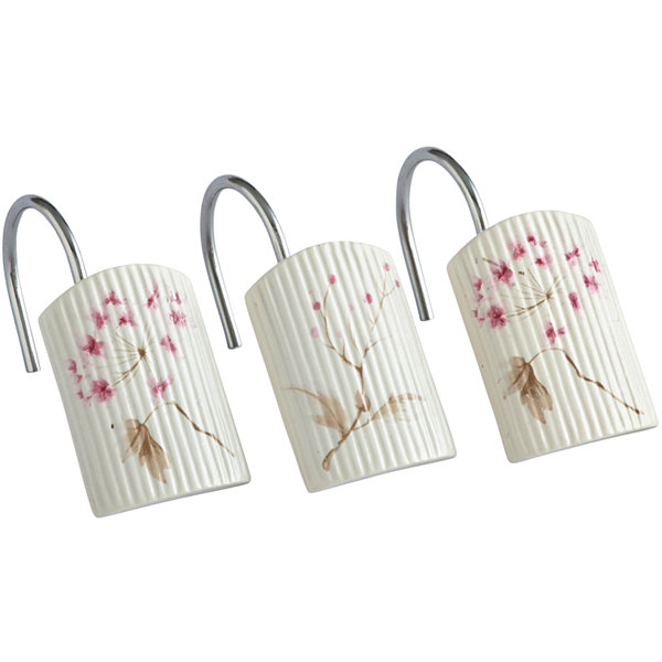 Croscill Classics® Cassandra Shower Curtain Hooks