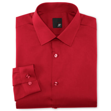 JF J. Ferrar® Easy-Care Dress Shirt–Big & Tall