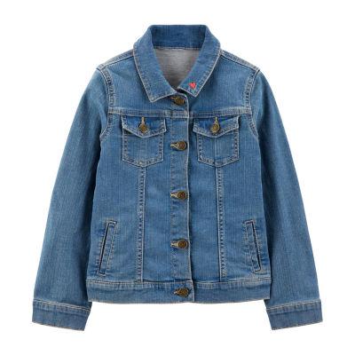Carter's Denim Jacket - Preschool Girls