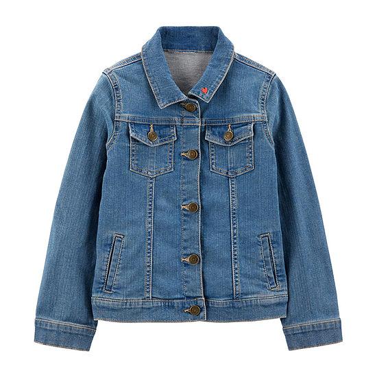 147e120ce2a6 Carter s Denim Jacket - Preschool Girls - JCPenney