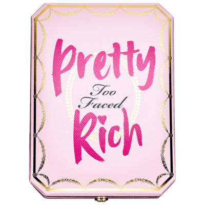 Too Faced Pretty Rich Diamond Light Eyeshadow Palette