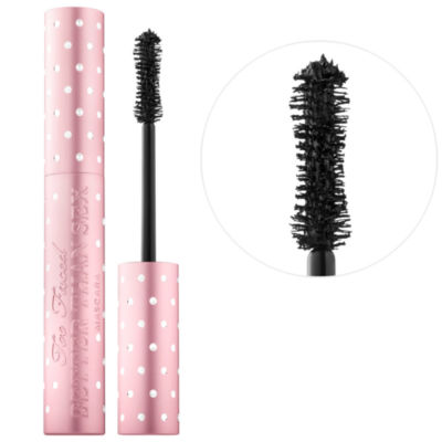 Too Faced Pretty Rich Better Than Sex and Diamond Mascara