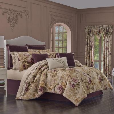 Queen Street Grechen 4-pc. Comforter Set